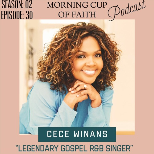 "CeCe Winans, Legendary 12 Time Grammy Award-Winning Gospel and R&B Singer ""Believe For It"""
